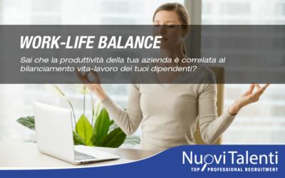 Work life balance: i benefici per azienda e dipendentiApprofondisci come un migliore equilibrio vita-lavoro cambia la cultura del lavoro: maggiore flessibilità a fronte di una maggiore responsabilizzazione sui risultati.
